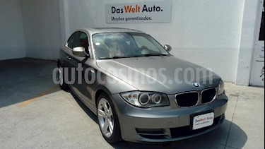 Foto venta Auto Seminuevo BMW Serie 1 Coupe 125iA  (2011) color Gris precio $210,000