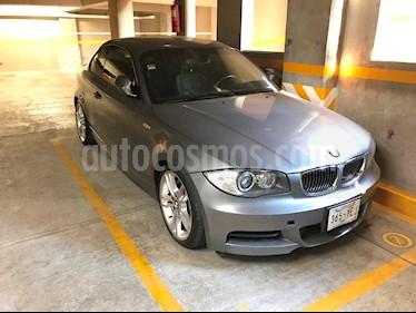 Foto venta Auto Seminuevo BMW Serie 1 Coupe 135iA M Sport (2011) color Gris Space precio $280,000
