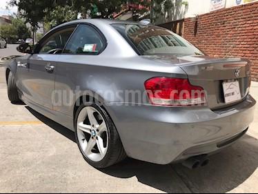 Foto venta Auto Usado BMW Serie 1 Coupe 135iA M Sport (2010) color Gris Space precio $238,000