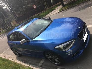 Foto venta Auto usado BMW Serie 1 M135i 3P  (2015) color Azul Metalizado precio $24.300.000