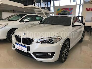 Foto venta Auto Usado BMW Serie 2 2.0 220i Sport Line 184cv (2018) color Blanco precio $1.300.000