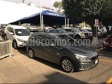 Foto venta Auto Seminuevo BMW Serie 2 Gran Tourer Luxury Line 220iA Aut (2017) color Gris precio $379,900