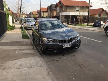 BMW Serie 2 M235i  usado (2017) color Gris Grafito precio $29.900.000