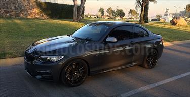 Foto venta Auto Usado BMW Serie 2 M235iA M Sport Aut (2014) color Gris precio $457,000
