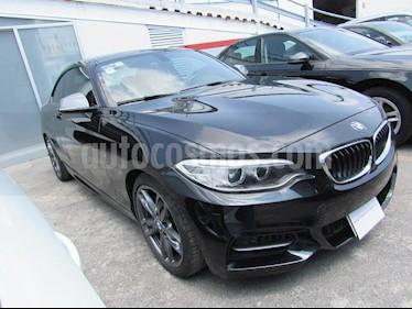 Foto venta Auto Usado BMW Serie 2 M235iA M Sport Aut (2016) color Negro precio $530,000