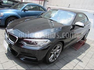Foto venta Auto Usado BMW Serie 2 M235iA M Sport Aut (2016) color Negro precio $545,000