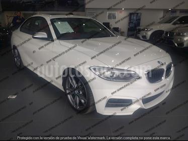 Foto venta Auto Seminuevo BMW Serie 2 M235iA M Sport Aut (2016) color Blanco precio $575,000