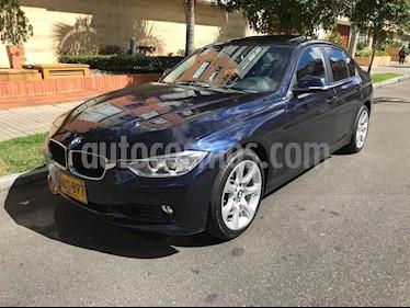 Foto venta Carro usado BMW Serie 3 2013 (2013) color Azul precio $78.500.000