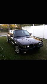 Foto BMW Serie 3 316 usado (1990) color Negro precio u$s4.300