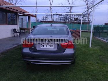 BMW Serie 3 316i  usado (2012) color Gris precio $8.690.000