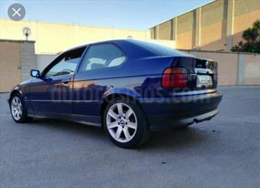 Foto venta carro Usado BMW Serie 3 318i 2.0L (1998) color Azul Atlantico precio u$s3.500