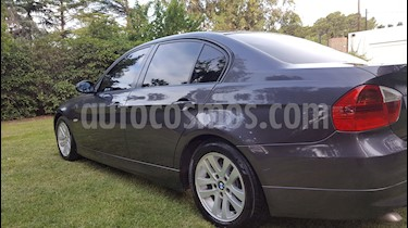 foto BMW Serie 3 320 D usado (2006) color Gris precio $650.000