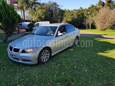 Foto venta Auto Usado BMW Serie 3 320i Active (2006) color Gris precio $240.000