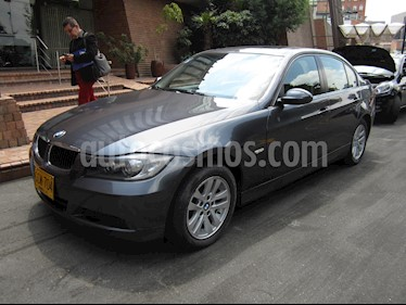 BMW Serie 3 320i Executive Aut usado (2007) color Gris Grafito precio $34.900.000