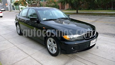 Foto venta Auto usado BMW Serie 3 320i Executive (2005) color Negro precio u$s6,000