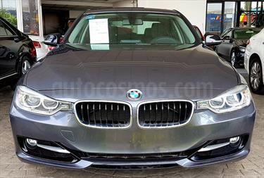 Foto venta Auto Usado BMW Serie 3 320i Lujo  (2014) color Gris Oscuro precio $320,000