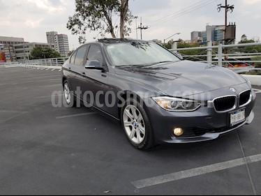 Foto venta Auto Usado BMW Serie 3 320i Lujo  (2015) color Gris Oscuro precio $465,000