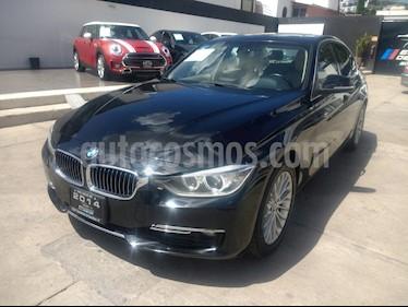 Foto venta Auto Seminuevo BMW Serie 3 320i Luxury Line  (2014) color Negro precio $315,000
