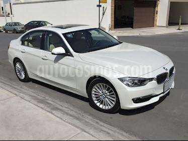 Foto venta Auto usado BMW Serie 3 320i Luxury Line  (2015) color Blanco Mineral precio $312,500