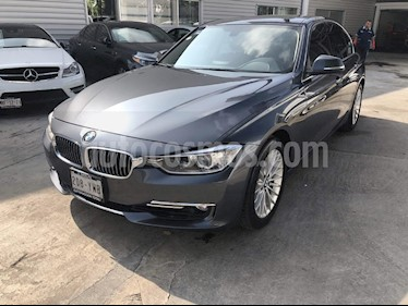 Foto venta Auto Seminuevo BMW Serie 3 320i Luxury Line  (2013) color Gris precio $279,000