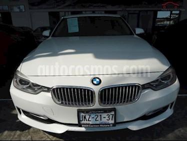 Foto venta Auto Usado BMW Serie 3 320i Modern Line  (2014) color Blanco Alpine precio $315,000
