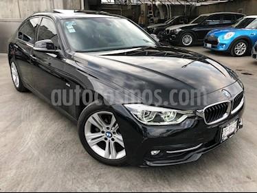 Foto venta Auto Usado BMW Serie 3 320i Sport Line (2017) color Negro precio $479,000