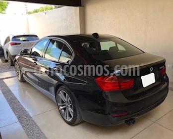 Foto venta Auto Usado BMW Serie 3 320i Sport Line  (2015) color Negro precio $364,000