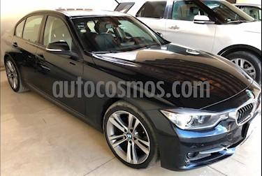 Foto venta Auto Seminuevo BMW Serie 3 320i Sport Line  (2015) color Negro precio $364,000