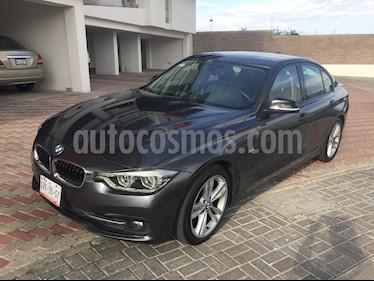 Foto venta Auto Usado BMW Serie 3 320i Sport Line  (2016) color Gris Mineral precio $390,000