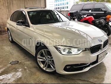 Foto venta Auto Usado BMW Serie 3 320i Sport Line (2017) color Blanco precio $459,000