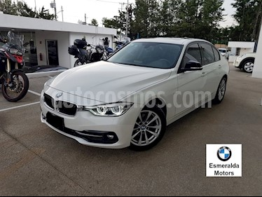 Foto venta Auto Usado BMW Serie 3 320i Sport Line  (2017) color Blanco Alpine precio $460,000