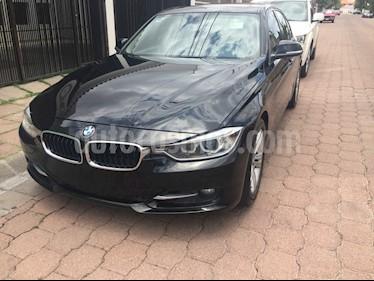 Foto venta Auto Seminuevo BMW Serie 3 320i Sport Line  (2014) color Negro precio $310,000