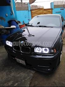 Foto venta Auto usado BMW Serie 3 320i Sport Line (1995) color Negro precio u$s5,400
