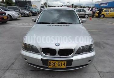 Foto venta Carro Usado BMW Serie 3 320i (2005) color Gris precio $37.000.000