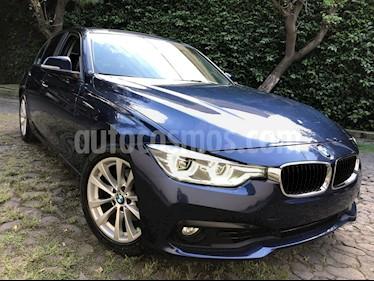 Foto venta Auto Seminuevo BMW Serie 3 320i (2017) color Azul Liquido precio $410,000