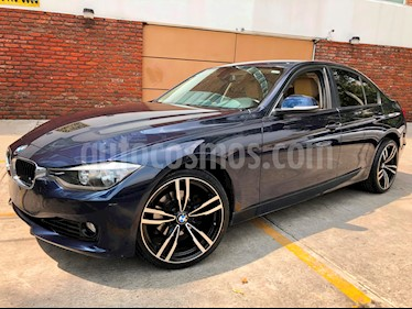 Foto venta Auto Seminuevo BMW Serie 3 320i (2015) color Azul Imperial precio $278,000