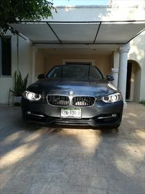 Foto venta Auto Usado BMW Serie 3 320iA M Sport (2014) color Gris Mineral precio $337,500