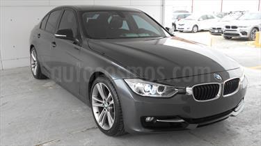 Foto venta Auto Seminuevo BMW Serie 3 320iA M Sport (2014) color Gris Mineral precio $350,000