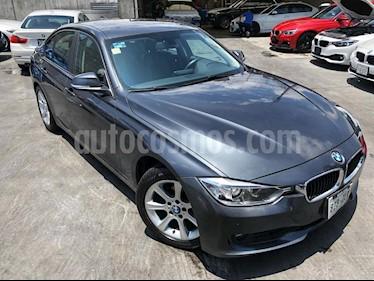 Foto venta Auto Usado BMW Serie 3 320iA Modern Line (2014) color Gris precio $269,000