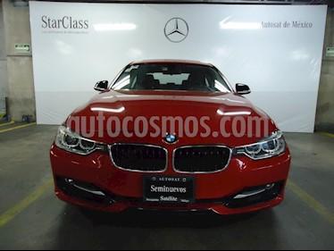 Foto venta Auto Usado BMW Serie 3 320iA Sport Line (2014) color Rojo precio $319,000