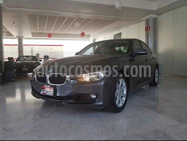 Foto venta Auto Usado BMW Serie 3 320iA (2015) color Gris Mineral precio $310,000