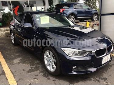 Foto venta Auto Usado BMW Serie 3 320iA (2014) color Azul precio $295,000