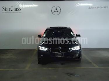 Foto venta Auto Usado BMW Serie 3 320iA (2015) color Negro precio $299,000