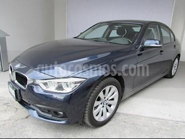 Foto venta Auto Seminuevo BMW Serie 3 320iA (2016) color Azul precio $360,000