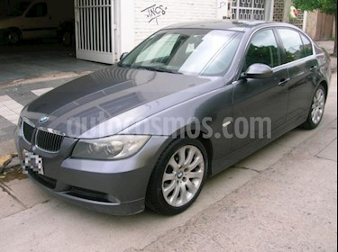 Foto venta Auto Usado BMW Serie 3 323i Active (2008) color Gris Oscuro