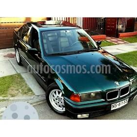 BMW Serie 3 325i usado (1996) color Verde precio $3.000.000