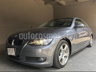 Foto venta Auto Usado BMW Serie 3 325iA Coupe (2009) color Gris precio $185,000
