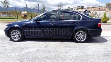 Foto venta Auto Seminuevo BMW Serie 3 325iA Lujo  (2002) color Azul Frost precio $93,000