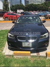 Foto venta Auto usado BMW Serie 3 325iA Sport Navi (2010) color Azul Profundo precio $165,000