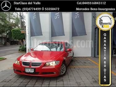 Foto venta Auto Seminuevo BMW Serie 3 325iA (2009) color Rojo precio $152,000